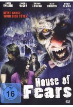 House of Fears DVD-Cover