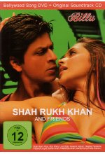 Shahrukh Khan and Friends  (+ CD) DVD-Cover