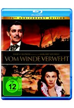 Vom Winde verweht - 70th Anniversary Edition Blu-ray-Cover