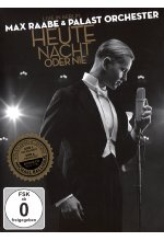 Max Raabe - Heute Nacht oder nie  [2 DVDs]  (+ CD) DVD-Cover