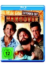 Hangover - Extended Cut Blu-ray-Cover