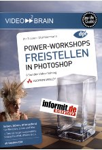 Freistellen in Photoshop - Video-Training Cover