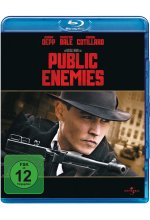 Public Enemies Blu-ray-Cover