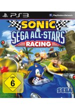 SONIC & SEGA All-Stars Racing Cover