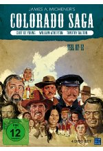 Colorado Saga - Box 2/Teil 07-12  [4 DVDs]                 <br><br> DVD-Cover