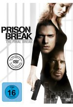Prison Break - The Final Break DVD-Cover