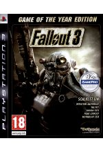 Fallout 3 - Game of the Year Edition (Uncut) Cover