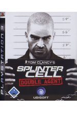 Splinter Cell - Double Agent (Tom Clancy) Cover