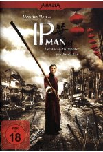 IP Man DVD-Cover