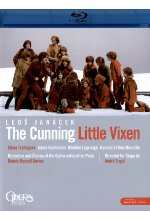Leos Janacek - The Cunning Little Vixen - Das schlaue Füchslein Blu-ray-Cover