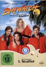 Baywatch - 1. Staffel  [6 DVDs] - M-Lock DVD-Cover