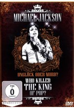 Michael Jackson - Who killed the King of Pop? DVD-Cover