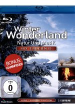 Winter Wonderland - Natur und Musik Blu-ray-Cover