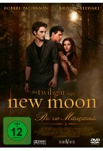 New Moon - Biss zur Mittagsstunde DVD-Cover