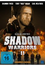 Shadow Warriors - Rache um jeden Preis - Uncut DVD-Cover