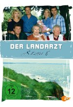 Der Landarzt - Staffel 8  [3 DVDs] DVD-Cover