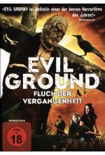 Evil Ground DVD-Cover
