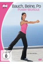 Fit for Fun - Bauch Beine Po Power-Workout DVD-Cover