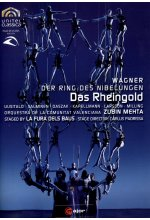 Richard Wagner - Das Rheingold  [2 DVDs] DVD-Cover