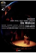 Richard Wagner - Die Walküre  [2 DVDs] DVD-Cover