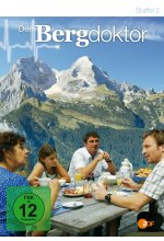 Der Bergdoktor - Staffel 2  [3 DVDs] DVD-Cover