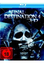 Final Destination 4 - Uncut (3D/2D) Blu-ray-Cover