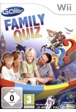 Galileo Family Quiz Cover
