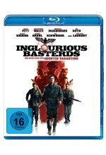 Inglourious Basterds Blu-ray-Cover