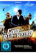 The Good, the Bad, the Weird DVD-Cover