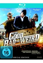 The Good, the Bad, the Weird  [SE] Blu-ray-Cover