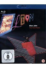 Elton John - The Red Piano Blu-ray-Cover
