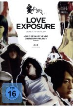 Love Exposure  (OmU)  [2 DVDs]<br> DVD-Cover