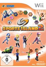 Sports Island 2 Cover