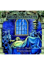 Gruselkabinett 12 - Mary W. Shelley – Frankenstein 1 Cover