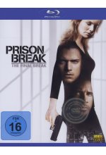 Prison Break - The Final Break Blu-ray-Cover