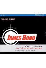 James Bond/Young Bond - Der Tod kennt kein Morgen Cover