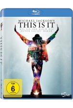 Michael Jackson's This Is It  (OmU) Blu-ray-Cover