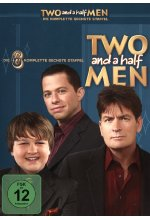 Two and a Half Men - Mein cooler Onkel Charlie - Staffel 6  [4 DVDs] DVD-Cover