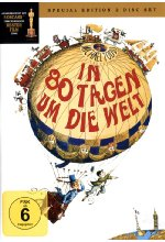 In 80 Tagen um die Welt - Classic Collection  [SE] [2 DVDs] DVD-Cover