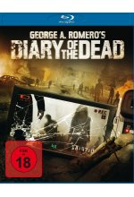 Diary of the Dead <br><br> Blu-ray-Cover