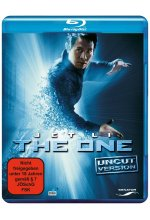 The One - Uncut Version Blu-ray-Cover