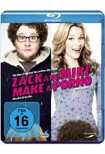Zack and Miri make a Porno Blu-ray-Cover