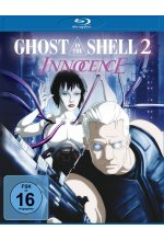 Ghost in the Shell 2 - Innocence Blu-ray-Cover