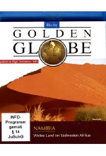 Namibia - Golden Globe Blu-ray-Cover