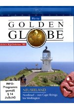 Neuseeland - Nordinsel - Golden Globe Blu-ray-Cover