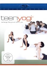 Teenyogi - Recharge the power within you Blu-ray-Cover