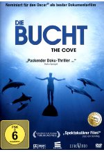 Die Bucht - The Cove DVD-Cover