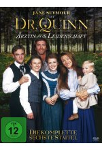 Dr. Quinn - Staffel 6  [6 DVDs] DVD-Cover