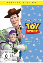 Toy Story  [SE] DVD-Cover
