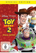 Toy Story 2  [SE] DVD-Cover